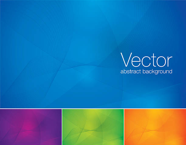 Top 60 Blue Abstract Background Clip Art, Vector Graphics