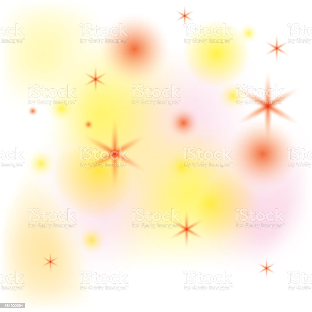 vector abstract  background with blurred colors vector art illustration