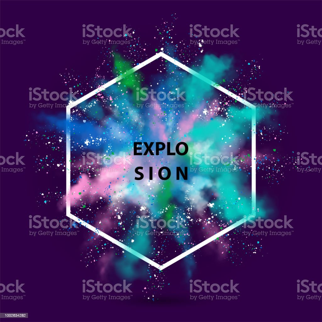 Vector Abstract Banner - arte vettoriale royalty-free di Astratto