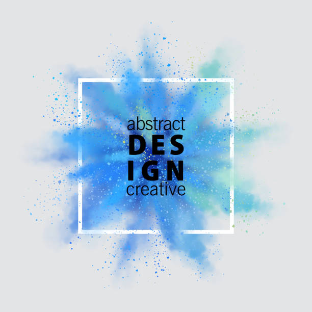 stockillustraties, clipart, cartoons en iconen met vector abstracte banner - talk
