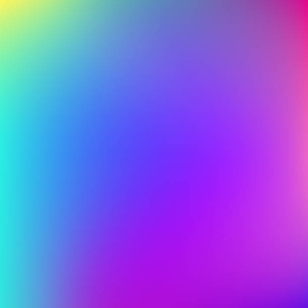 Vector abstract blurred background. Vector holographic gradient background. Vector abstract blurred background. Vector holographic gradient background. blur background stock illustrations