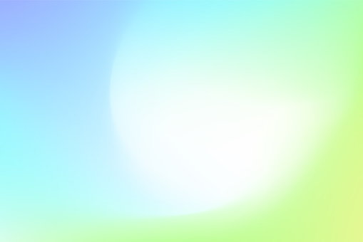 Vector abstract blurry pastel colored soft gradient background
