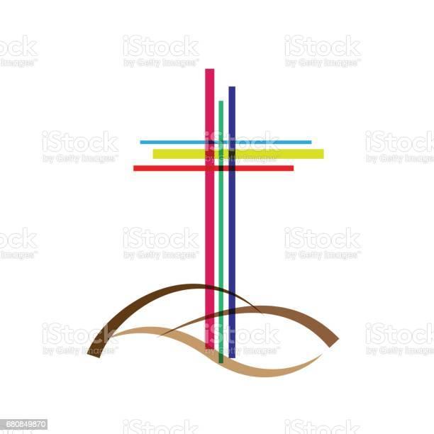 Vector abstract christ crucifix three crosses vector id680849870?b=1&k=6&m=680849870&s=612x612&h=0iu8vo lfcycb53rqwprawnvvfssped2rym1 jnypqk=