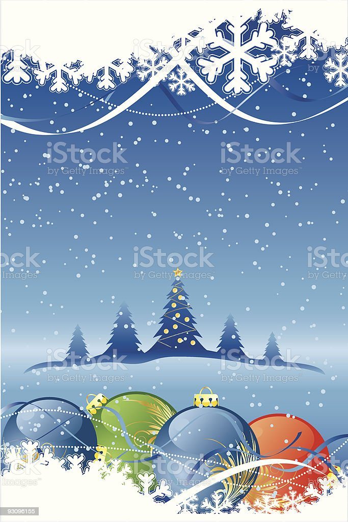 Vector Abstract Christmas Background royalty-free vector abstract christmas background stock vector art & more images of abstract