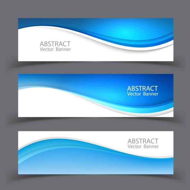 Vector abstract design banner template.vector illustration Vector abstract design banner template.vector illustration curve stock illustrations