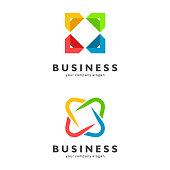 Vector emblem for your business.