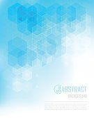 Vector Abstract geometric background. Template brochure design. EPS 10