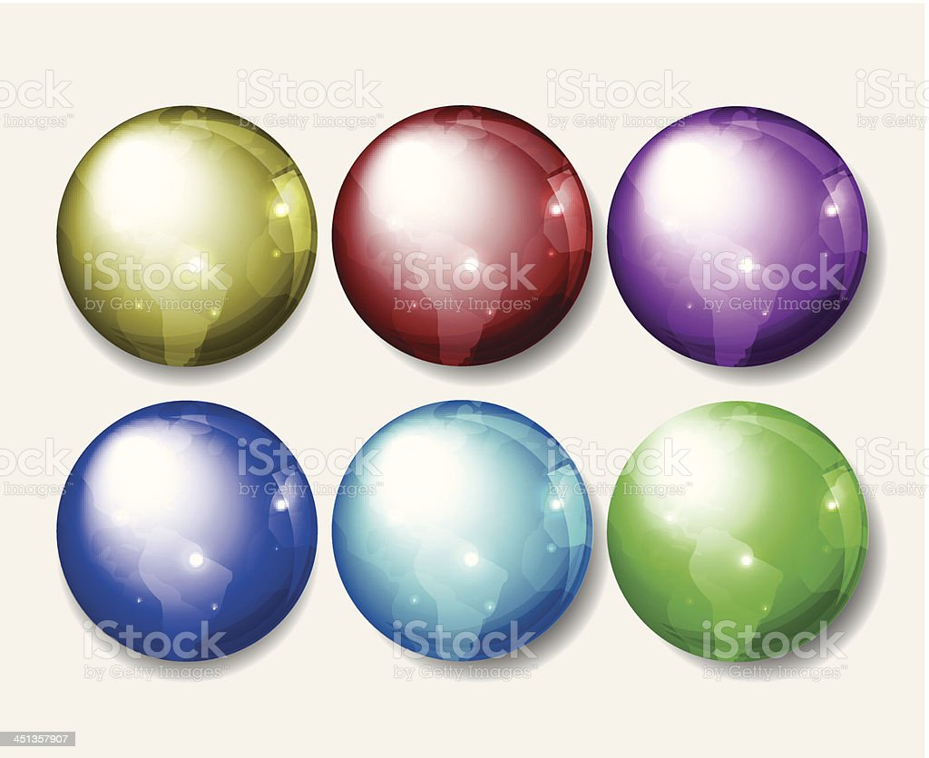 Vector abstract glossy sphere royalty-free vector abstract glossy sphere stock vector art & more images of africa
