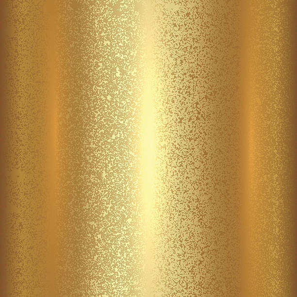 vektor abstrakten hintergrund mit gold textur square - kupfer stock-grafiken, -clipart, -cartoons und -symbole
