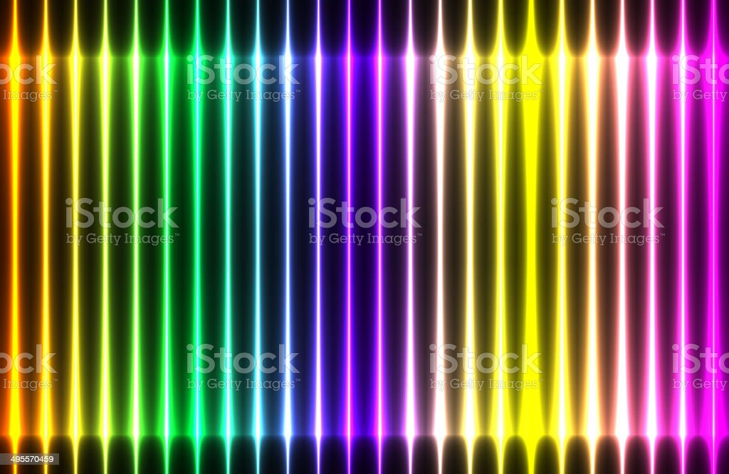 Vector illustration splash color abstract glowing background. EPS10