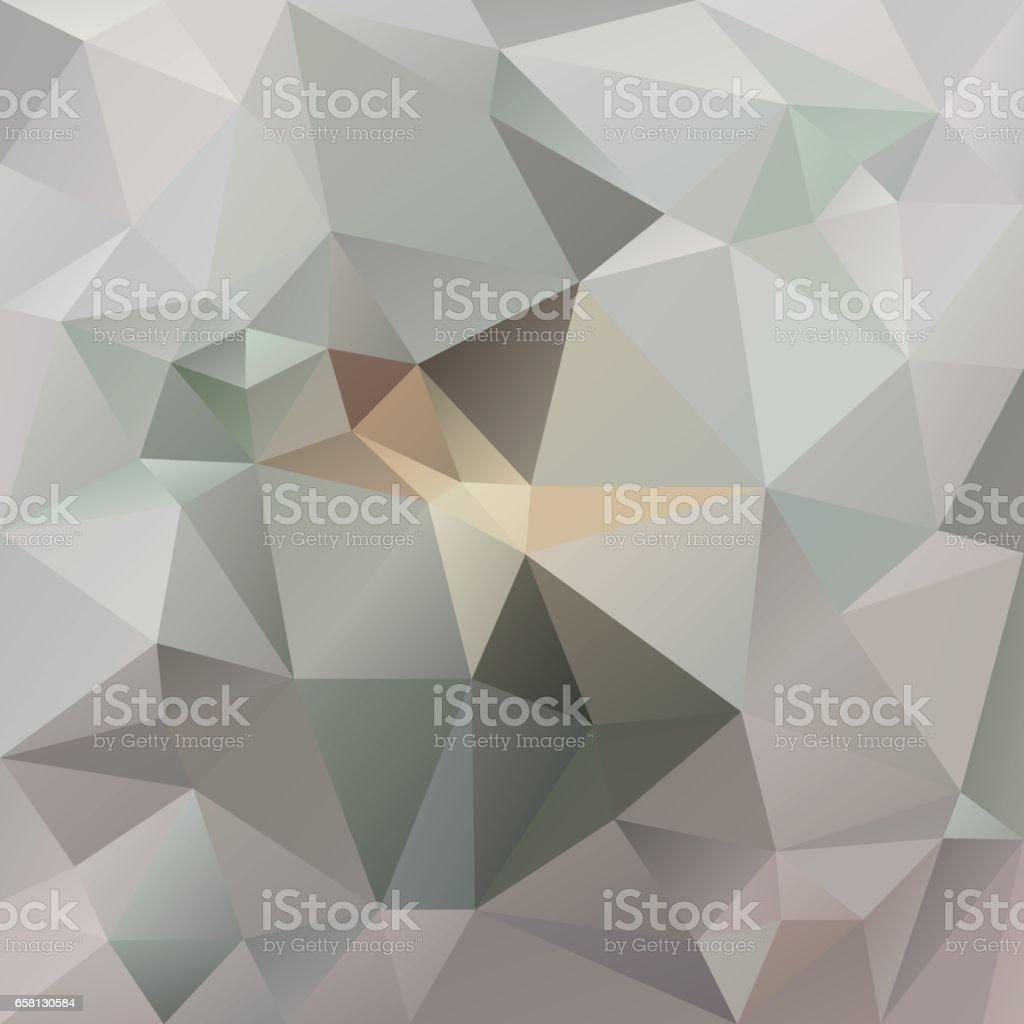 Fantastisch Vector Abstract Irregular Polygon Background In Light Beige And Gray Color  Download Vetor E Ilustração Royalty
