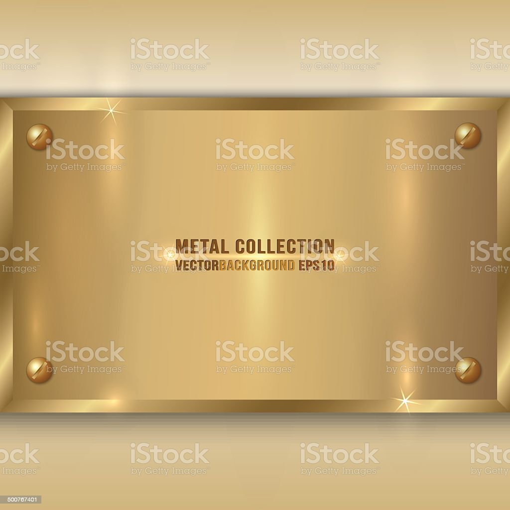 the royal metal gold
