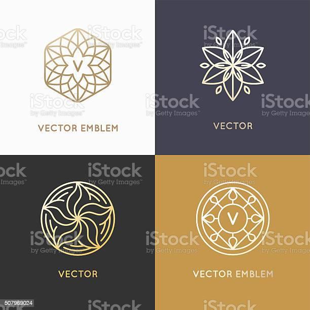 Vector abstract monograms and logo design templates vector id507969024?b=1&k=6&m=507969024&s=612x612&h=404g fr6m8s7v5isz0jcrmhgus26p9xulbzao6di518=