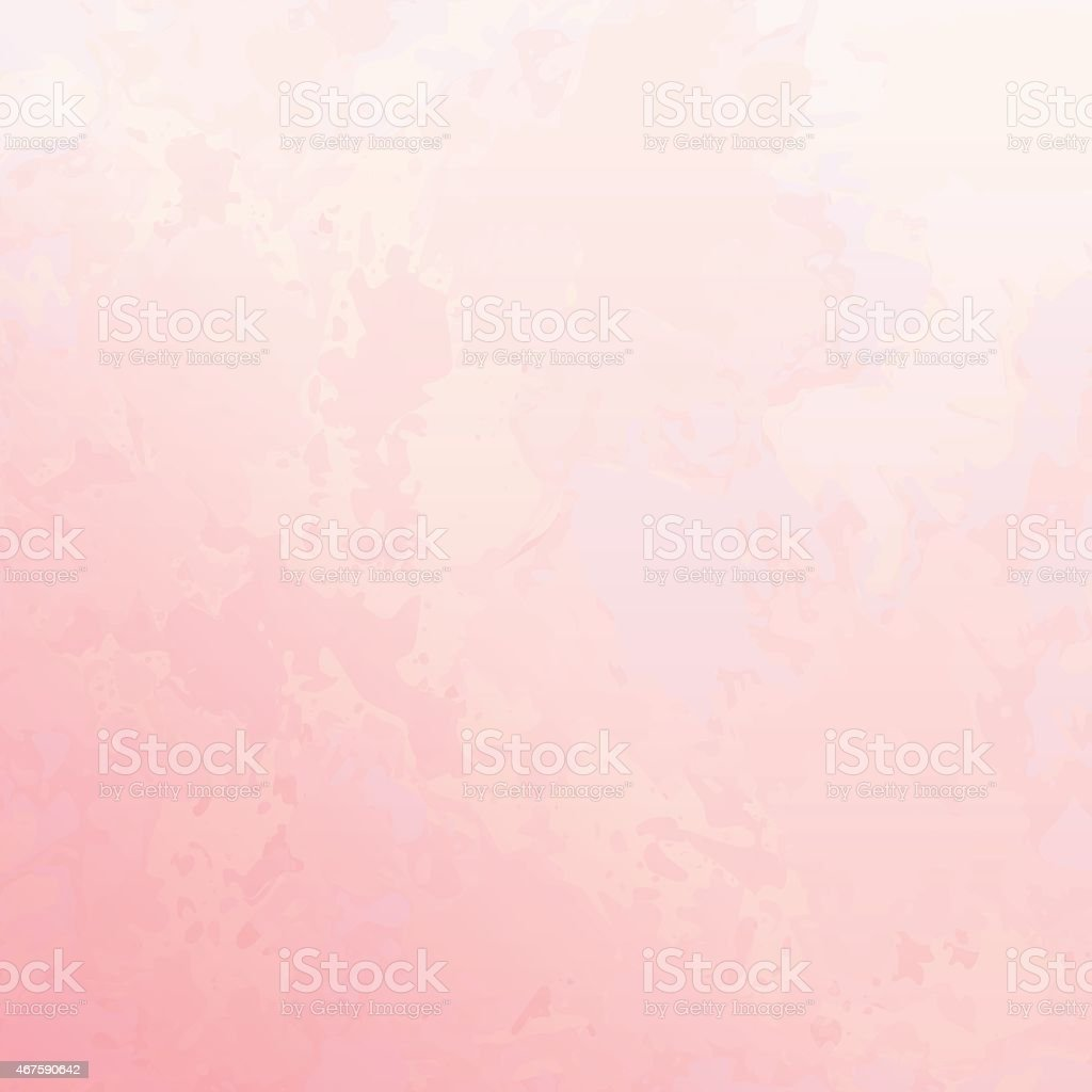 Vector abstract pink watercolor background vector art illustration