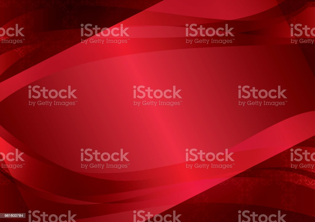 vector abstract red background with gradient vector art illustration