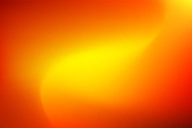 vektor-abstrakte lebendige netz hintergrund: rot bis gelb. - wärme stock-grafiken, -clipart, -cartoons und -symbole