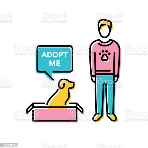Vector adopt a dog banner template vector id1124535130?b=1&k=6&m=1124535130&s=612x612&h=qalhb05wzhqpmhttueiczosjkcgg4l4ifeexppqanme=