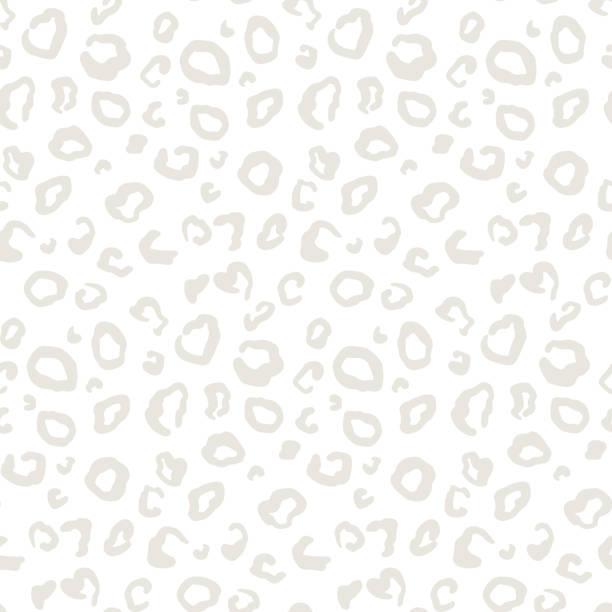 stockillustraties, clipart, cartoons en iconen met vector dier luipaardhuid textuur print naadloze patroon - jachtluipaard
