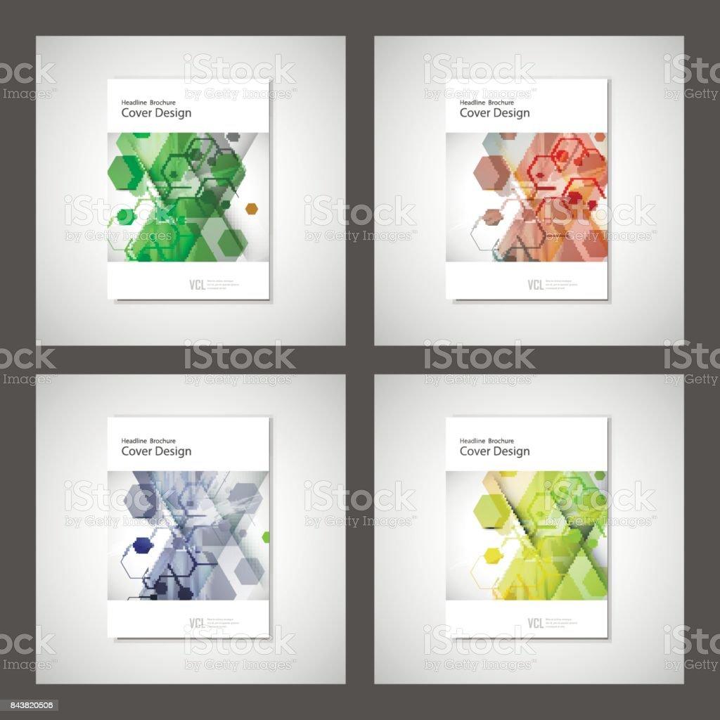 Informe Anual Diseño De Folleto Folleto Flyer Plantillas Diseño De ...