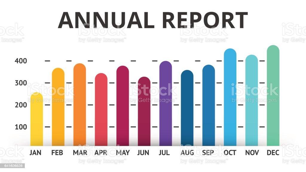 Ilustrao de vector arrows infographic diagram lines color chart vector arrows infographic diagram lines color chart graph presentation annual report business ccuart Choice Image