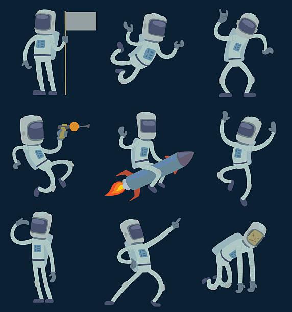astronaut in space vector art - photo #39