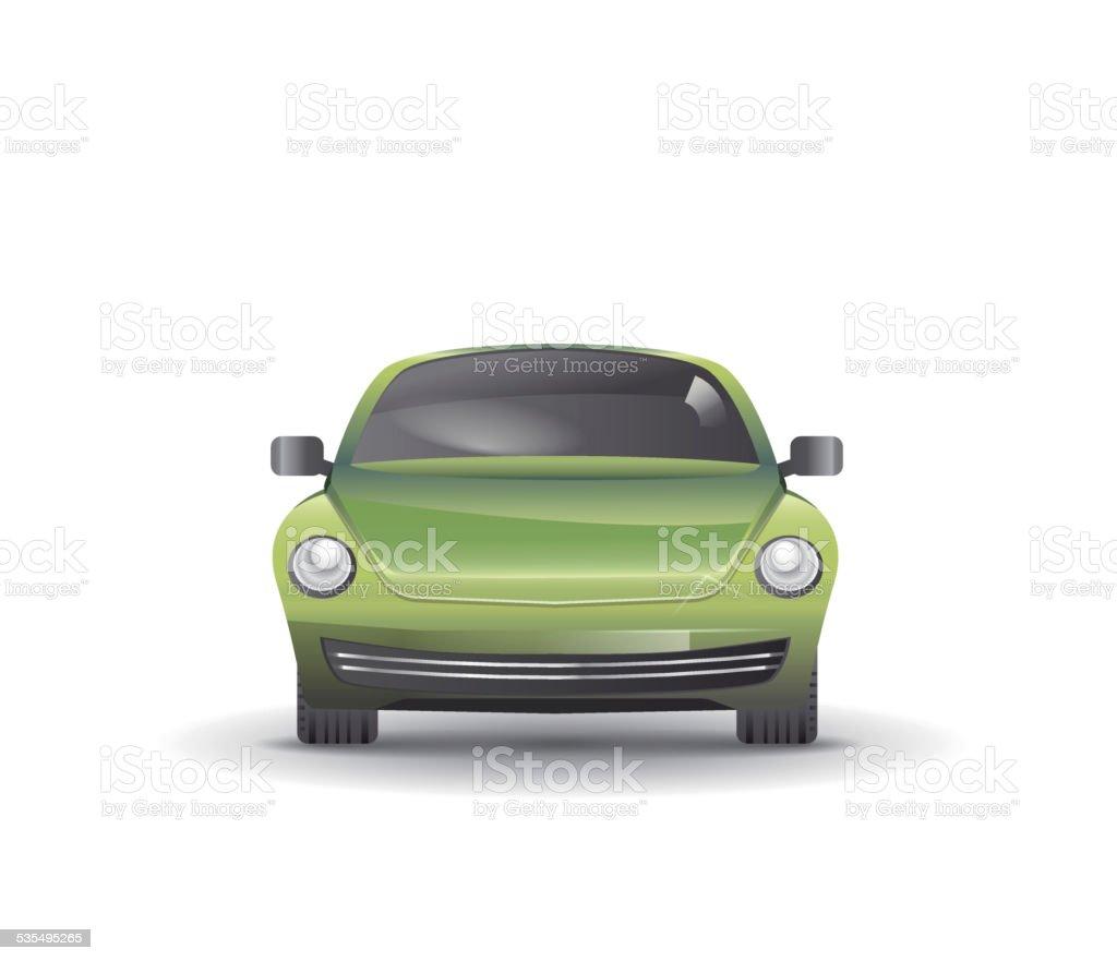 Vector auto vector art illustration