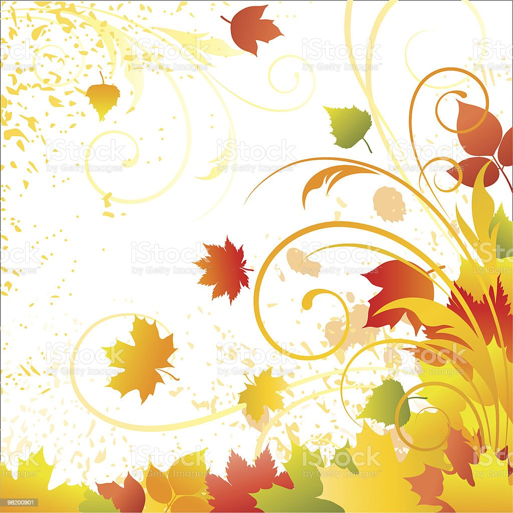 Vector autumn background royalty-free vector autumn background stock vector art & more images of abstract