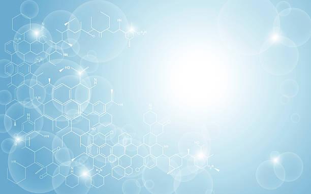 Vektor Hintergrund abstrakte Struktur science-Konzept – Vektorgrafik