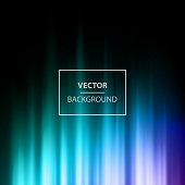 Vector colorful blurred vector backgrounds. Smooth Wallpaper for website, presentation or poster design