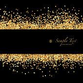 banner, sparkle, luxury