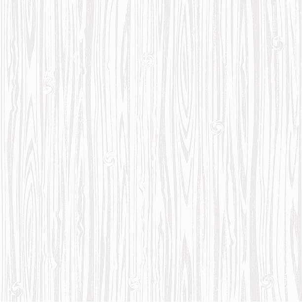wektor tło białe, drewniane tekstura - drewno tworzywo stock illustrations