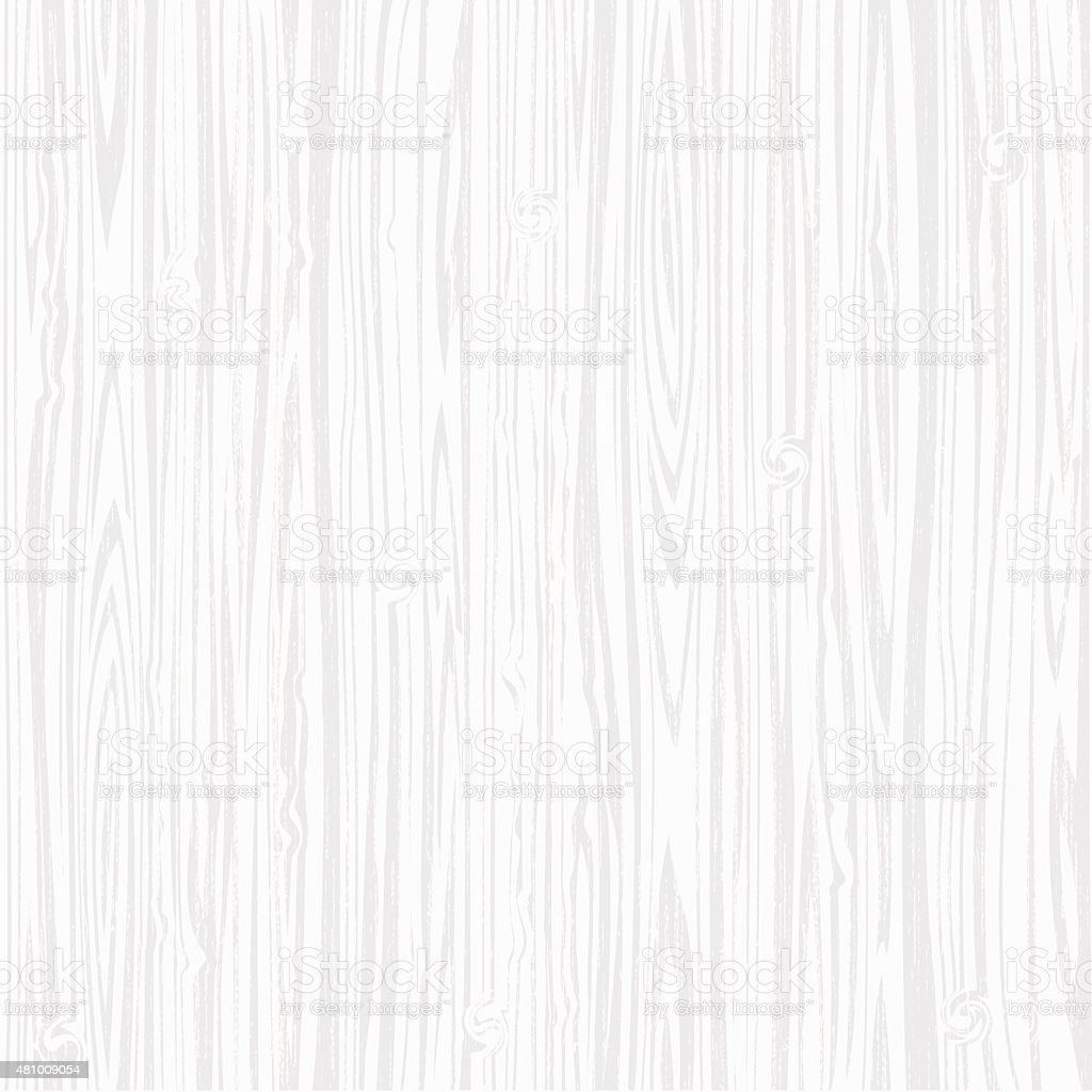 Vector background of white wooden texture vector art illustration