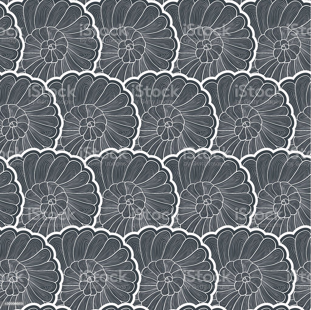 Vector background pattern of snail royalty-free vector background pattern of snail stock vector art & more images of abstract