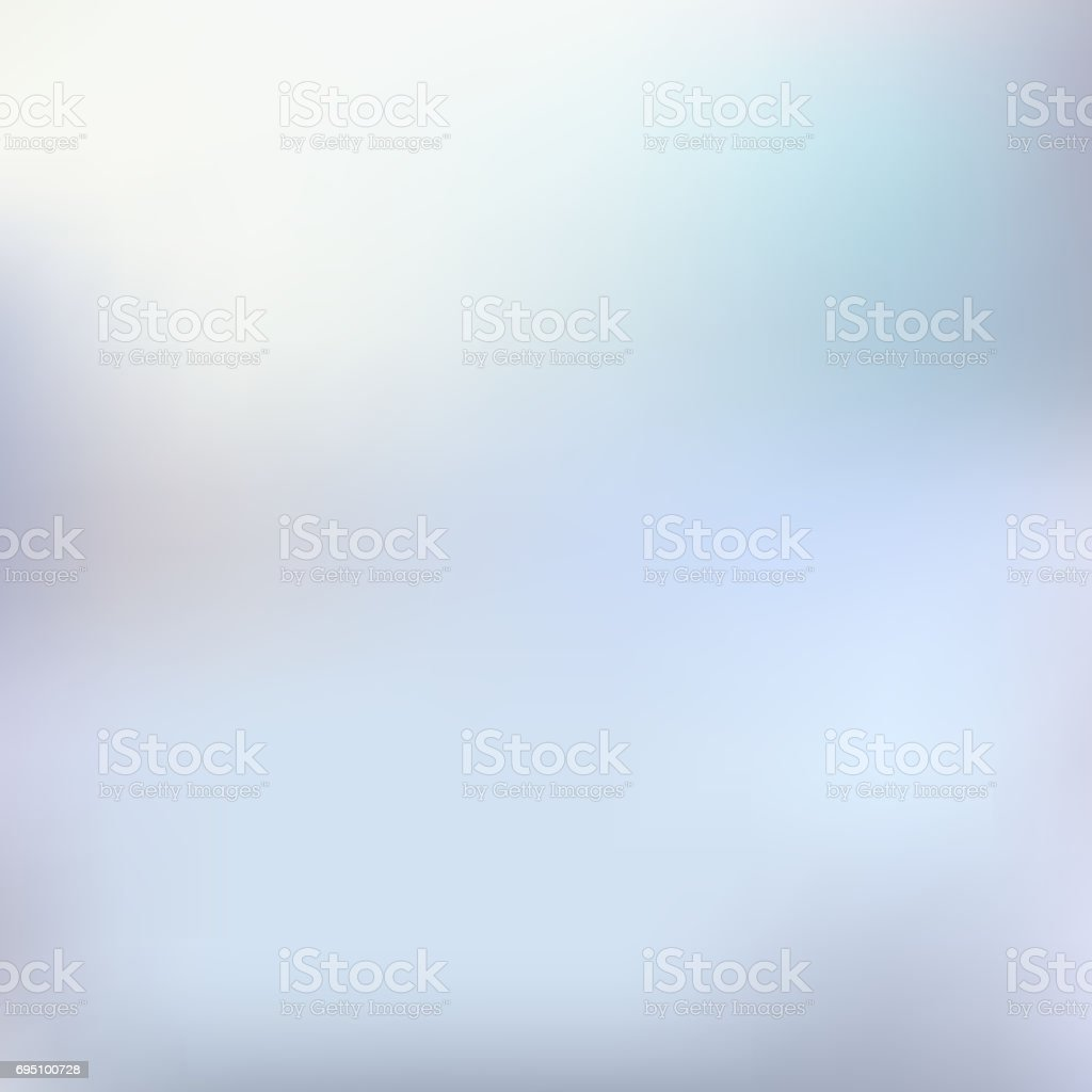 vector background with blurred objects, abstraction in gray vector art illustration