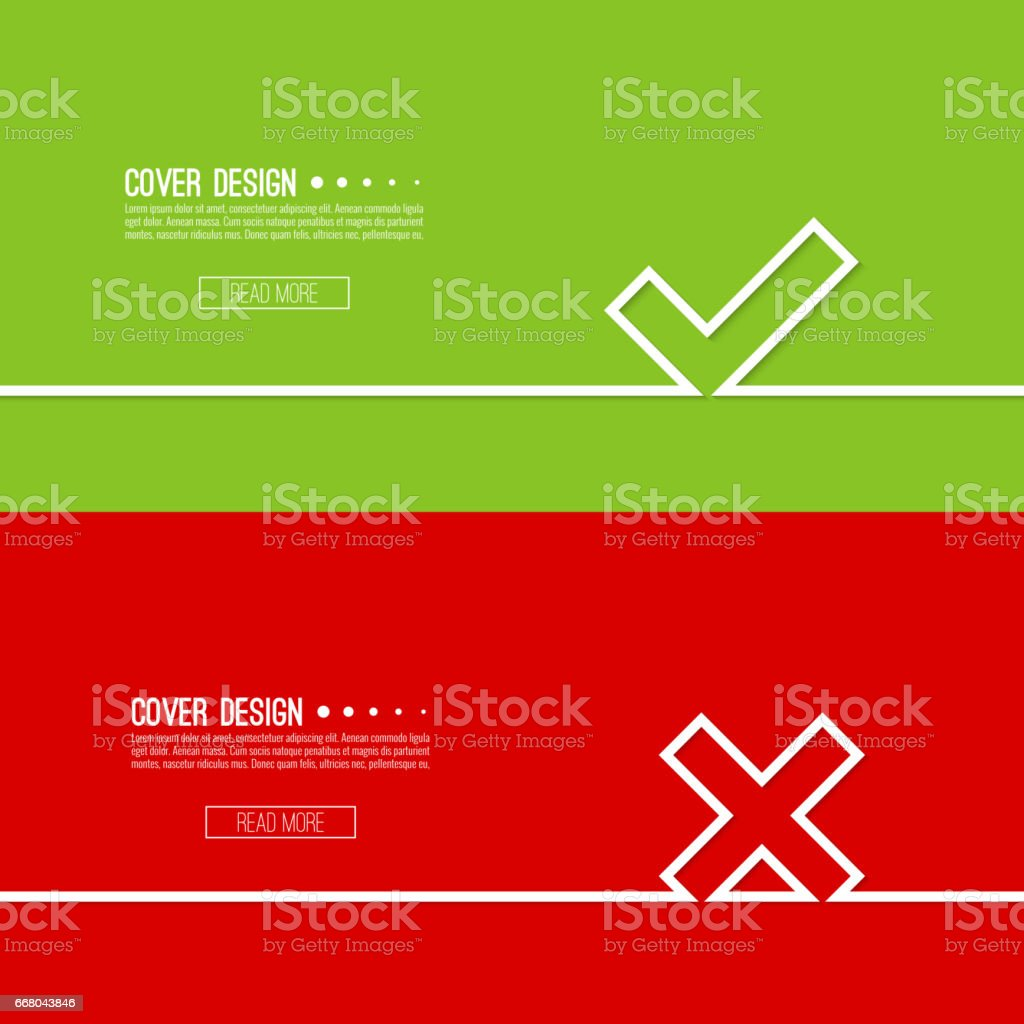 vector background with check vector art illustration