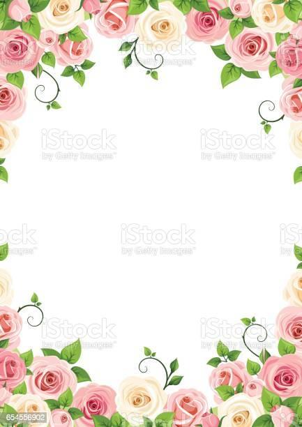 Vector background with pink and white roses vector id654556902?b=1&k=6&m=654556902&s=612x612&h=6pl7m9z0ztrh4reo5apjmrvo2fmklurtgyvyrlbdw8g=
