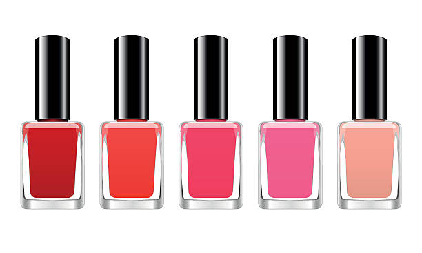 Royalty Free Nail Polish Clip Art Vector Images Illustrations