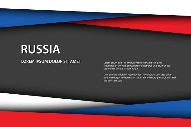 ilustrações, clipart, desenhos animados e ícones de vector o fundo com cores do russo e espaço cinzento livre para seu texto, bandeira do russo, feito em rússia, ícone e símbolo do russo - bandeira union jack
