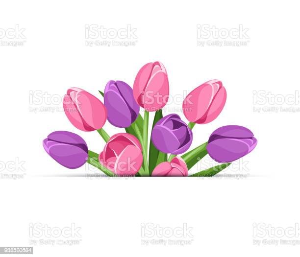 Vector background with tulip flowers vector id938560564?b=1&k=6&m=938560564&s=612x612&h=3gfjgenhdjfp8myxbida4tjofrl9defl7phk1i6lgy0=