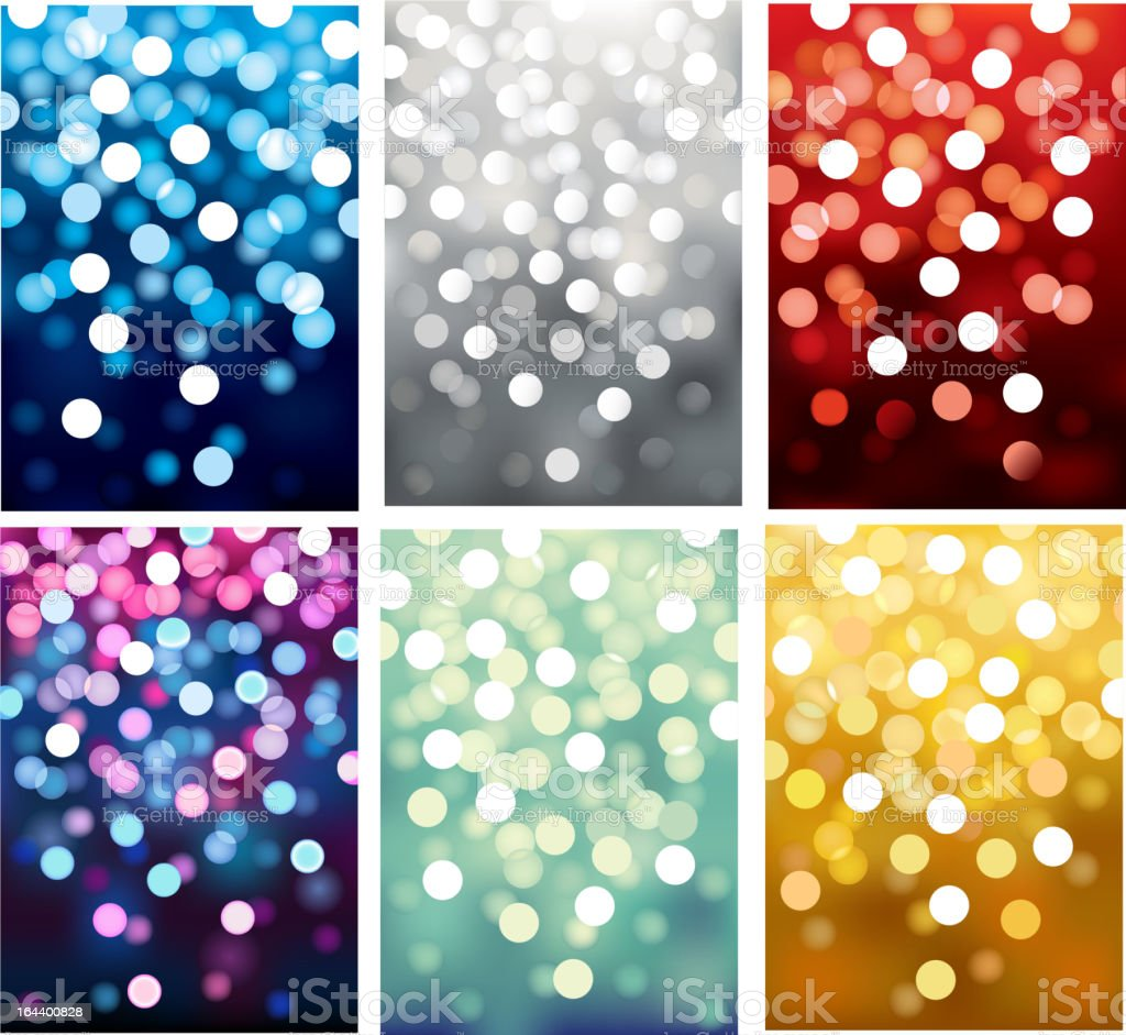 Vector backgrounds royalty-free stock vector art