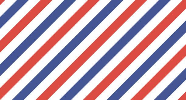 ベクトルバーバーポール壁紙の背景 - 床屋点のイラスト素材/クリップアート素材/マンガ素材/アイコン素材