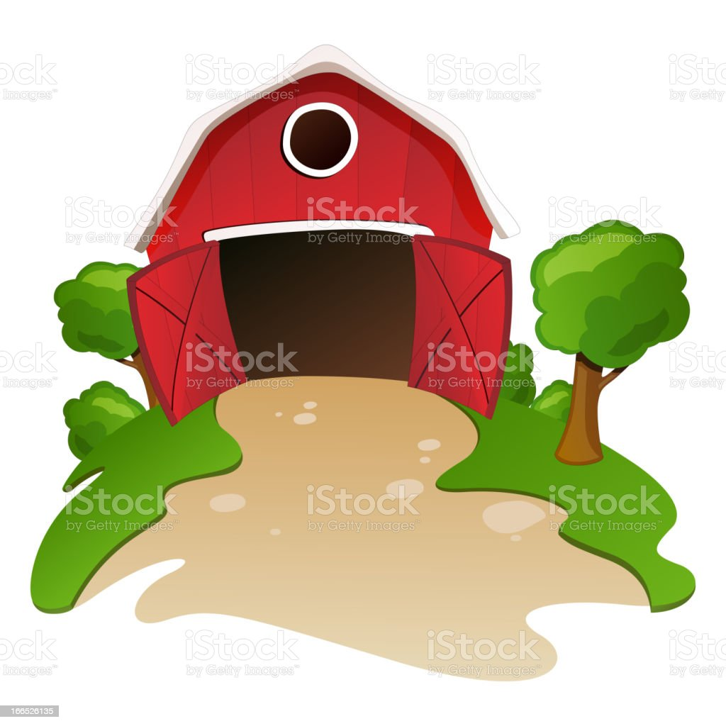 Vector barn royalty-free vector barn stock vector art & more images of bale