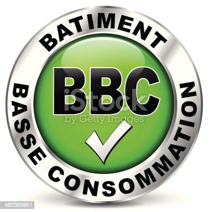 istock Vector BBC icon 482363651