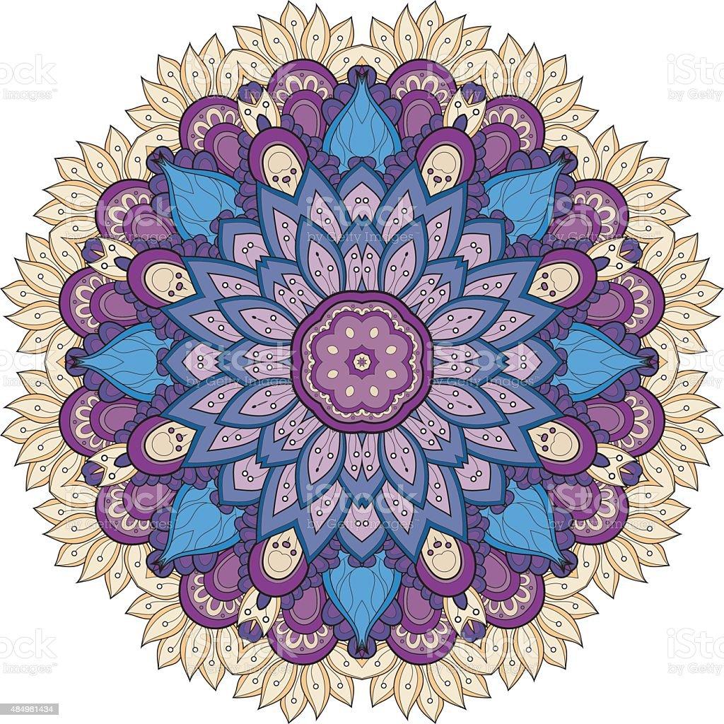 vector art d co mandala couleur cliparts vectoriels et plus d 39 images de 2015 484981434 istock. Black Bedroom Furniture Sets. Home Design Ideas