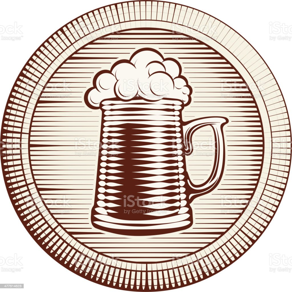 Vector beer glass royalty-free vector beer glass stock vector art & more images of addiction
