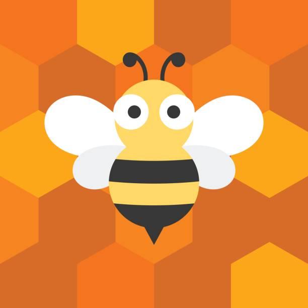 vektör arılar - sokmak stock illustrations