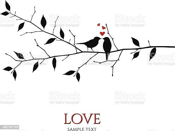 Vector birds on branch love and romance concept vector id455197743?b=1&k=6&m=455197743&s=612x612&h=mn1dw2sb6lok5dvc3ve ywhdssvmcocjuuxsizctzoi=