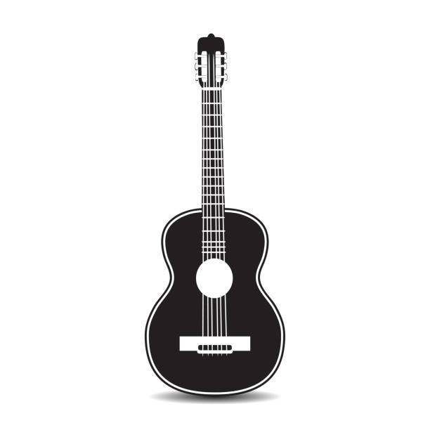 Royalty Free Spanish Music Clip Art, Vector Images ...