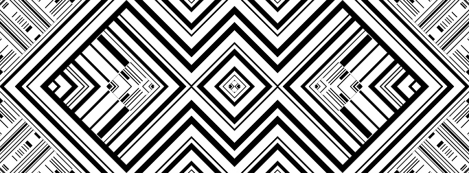 Vector black and white stripes textured bar code pattern background for design