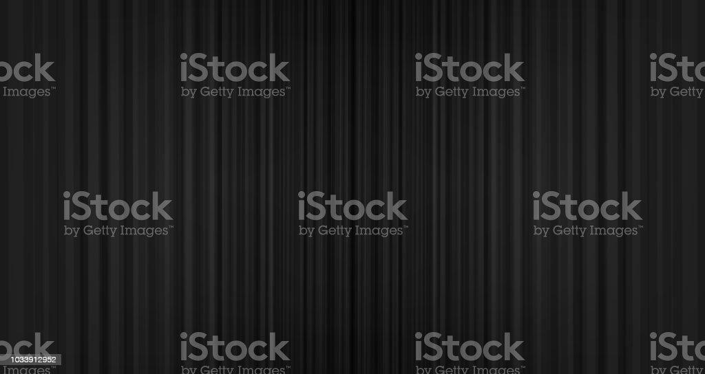 Vector black curtain background,modern stye. royalty-free vector black curtain backgroundmodern stye stock illustration - download image now